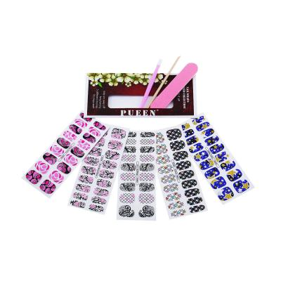 Jeweled Nail Wraps - Bling It Up